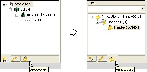 Annotations: the User Interface